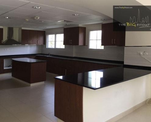 Jumeirah Golf Estates Kitchen (After)