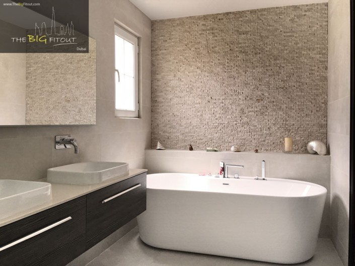 Mirador La Colleccion Master Bathroom (After Fitout)