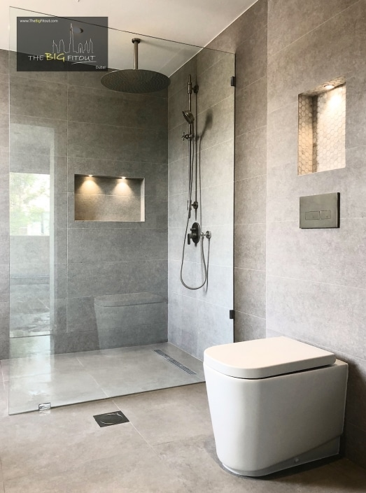 Saheel Type 7 Master Bathroom