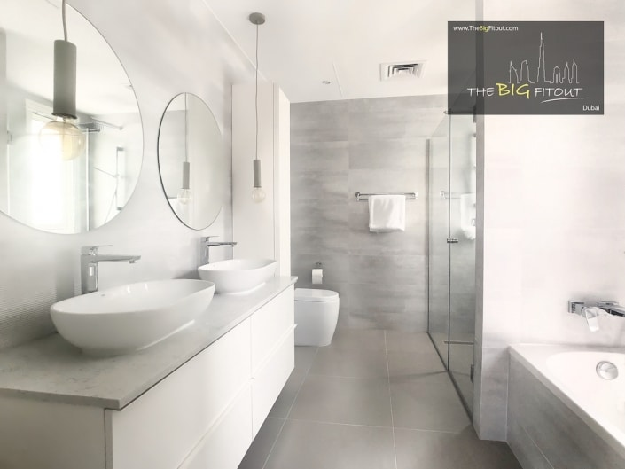 Saheel Type 8 Master Bathroom
