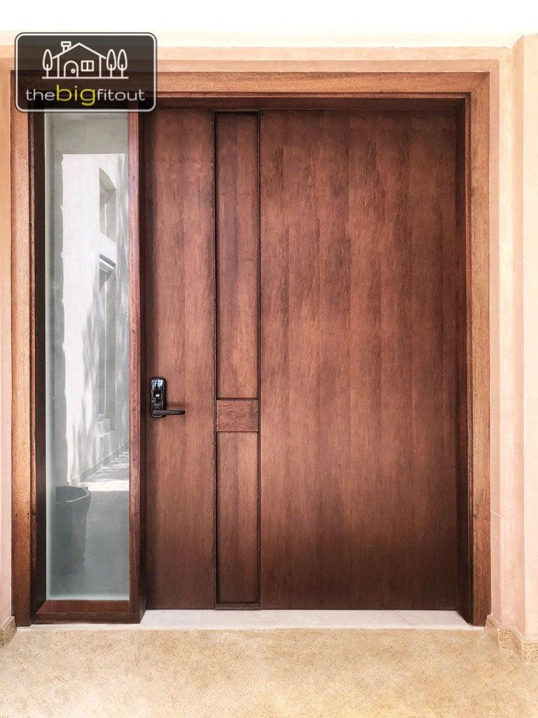 Mirador Type 17 Front Door (After)