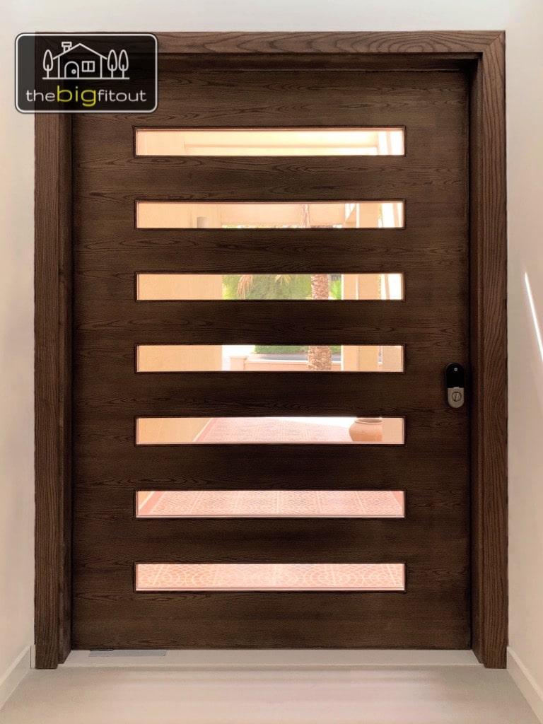 Saheel Type 5 Front Door (After)
